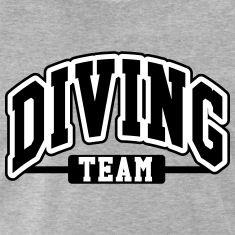 Diving Team T-Shirts