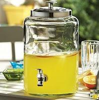 Beverage Dispenser Jacksonville Glass for $15.00 + Free in store pickup at JCPenney.com