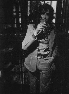 JImmy Page May 7, 1974 - Swan Song Label Launch Party - Four Seasons Hotel, New
