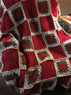 Crochet 'Spitspot Summer Love Blanket' Crochet along (CAL) 6 row squares. Crochet Bedspread, Crochet Quilt, Crochet Motif, Crochet Hooks, Knit Crochet, Blanket Crochet, Granny Square Crochet Pattern, Afghan Crochet Patterns, Crochet Squares