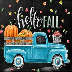 Fall Sign Chalkboard Art Chalk Art Fall Decor by TheWhiteLime Autumn Painting, Autumn Art, Autumn Leaves, Fall Paintings, Chalkboard Print, Chalkboard Designs, Fall Chalkboard Art, Chalkboard Ideas, Chalkboard Drawings