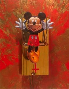 Mouse Trap by Ron English