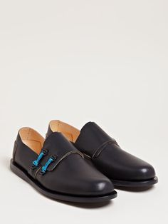ETS Callatay Elastic Monks. Love the touch of color.
