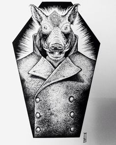 Mighty boar....Tattoo design available #boar #wild #ink #drawing #animal #animallover #art #londonart #londonartist #stronghold #strongholdtattoo #design #dotwork #dots #shoreditchart #shoreditchtattoo #newdesign #newtattoo #vegan #vegetarian #iblackwork #wildboar