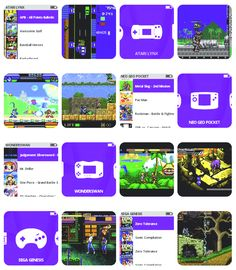 We offer you the possibility to play (or replay) a huge number of games, dispatched in a big variety of consoles : From NES to PS1 / From GameBoy to GameBoy Advance,   Over 15.000 games are waiting for you