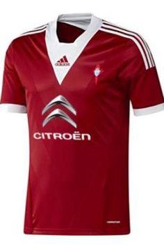 Echa un vistazo a este producto en yohago.com:  3ª equipación 2013-2014 Camiseta Celta de Vigo Adidas