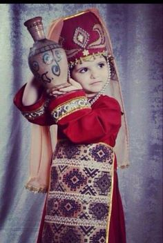 Armenian little girl