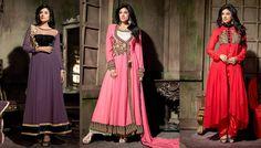 Catalog Name : SS2488 – Shahida    Designs : 14 MOQ : Full Catalog http://www.ekhantil.com/buy-heavy-georgette-long-anarkali-suit-manufacturer/ #slawarsuit#anarkali#replica#dress#salwarkameez#semistiched#dresssmaterial#kurti