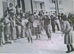 Sant Jordi a l'escola al 1981