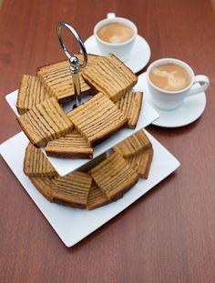 Indonesian Layer Cake (Kue Lapis Legit)