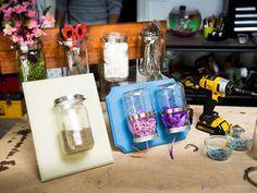 Mark's DIY Mason Jar Decorations