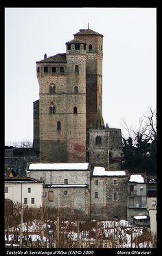 Castello di Serralunga d'Alba, Piemonte