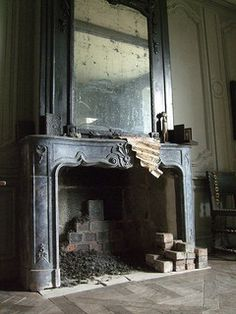 The Grand Fireplace