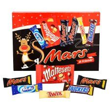 Mars And Friends Medium Selection Box 181G