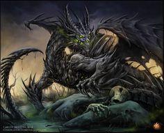 necrotic_dragon_by_chaos_draco-d7etq0e.jpg 900×729 píxeles