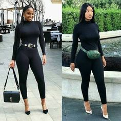 Simple Outfits, Classy Outfits, Chic Outfits, Girl Outfits, Dope Fashion, Womens Fashion, Fashion Pics, African Fashion Skirts, Hair Puff