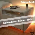 Fresh of the heels of the Sobro Smart Coffee Table, @SobroDesign is back in action with it's latest accessory! Check out our overview of the Sobro Smart Side Table! This table is equipped with everything you can think of! Definitely will take your #ManCave to the next level!  #newtech #mancave #techtuesday #dopetech #Bluetooth #wireless #smart #Techdaddy #smarthome