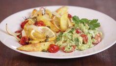 Just vegan, Nicole Just, Zitronenkartoffeln