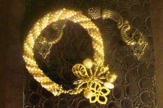 Crocheted Rope Bracelet