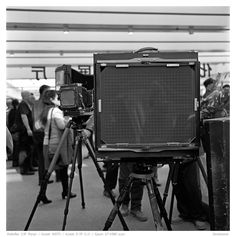 https://flic.kr/p/N3Jntk | The 20x24 inches largeformat camera that made by local hobbyists-2 | By Rolleilfex 3.5F Planar,Kodak 400TX