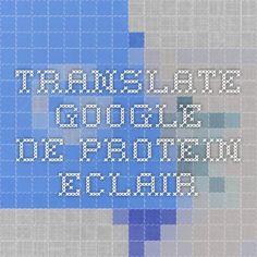 translate.google.de Protein Eclair