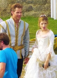 Chris Pine as a prince...oh my gosh, this is beautiful. She's just like na-uh shut up a princess me and he.. Gorgeous