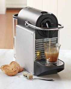 love love love our Nespresso machine
