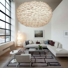 Create a statement with the EOS XXL Lighting Pendant from Family Leisure!