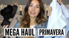 MEGA HAUL Primavera!! Trendencies TV. Youtube Video