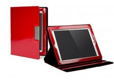 I won a fabulous Cygnett Red Glam Case for the iPad, thanks to A Mom's Take!