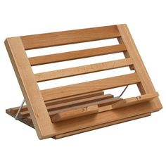 Art Alternatives Napa Table Easel & Book Stand, http://www.amazon.com/dp/B00L2E3UPA/ref=cm_sw_r_pi_awdm_eJOPwb117M7VX