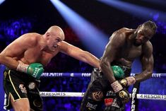 The Fury vs. Wilder Trilogy will happen given that 'The Bronze Bomber' Deontay Wilder has confirmed that he wants another shot at Fury. Top Rank Boxing, Bronze Bomber, Nigerian Music Videos, Deontay Wilder, World Boxing, Champions Of The World, Tyson Fury