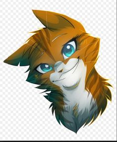 Leafbreeze, shecat. Beautiful, Playful,kind,strong and smart. Her mate is  Dustfeather. Has one kit ,cloudstorm. Loves to hunt . She likes to  smile. She is in cloud clan.