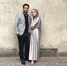 Satin Silk Abaya for Hijabs – Girls Hijab Style & Hijab Fashion Ideas Eid Dresses, Modest Dresses, Modest Outfits, Hijab Dress, Hijab Outfit, Abaya Fashion, Muslim Fashion, Womens Fashion Online, Latest Fashion For Women