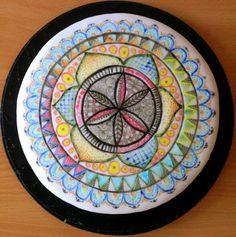 Mandala cake 28.6.13