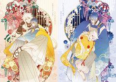 埋め込み画像 Me Me Me Anime, Anime Guys, Touken Ranbu Characters, Kurotsuki, Asian Love, Bleach Anime, No Name, Manga Comics, Anime Ships