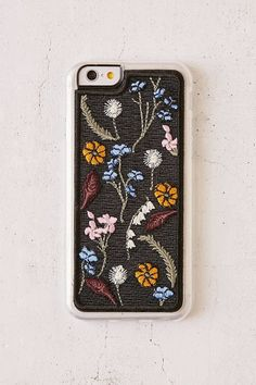 Zero Gravity Gather Embroidered iPhone 6/6s Case