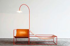 Muller Van Severen makes awesome chairs