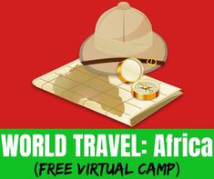 Africa for Kids: Lesson Plan, Facts, Fun Activities & Game  - Parent Vault: Educational Resources, Lesson Plans & Virtual Classes