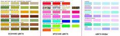 Выбираем цветовые сочетания в интерьере: советы и рекомендации