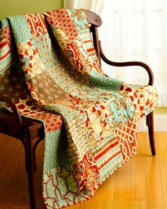 Quilt Patterns That Use 10-Inch Squares.