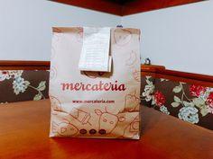 Tive a minha primeira experiência com a Mercateria, um serviço em que você pode comprar produtos de supermercados em casa, sem precisar sair.
