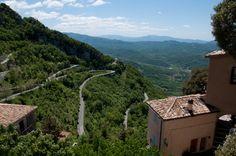Cervara, a hidden gem of a town in Lazio