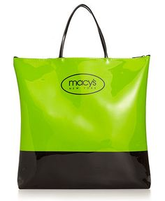 $18 for this shopper! Be green while you shop & bring your own Macys bag!