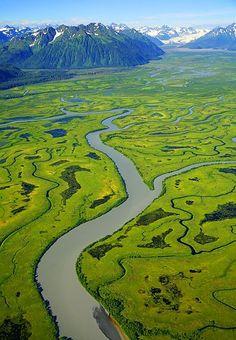 Magnificent Photos for Human Eyes Part 2 - Copper River Delta, Chugach National Forest, Cordova, Alaska