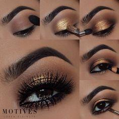 best makeup for teens Eyebrow Makeup Tips, Makeup Eye Looks, Eye Makeup Steps, Beautiful Eye Makeup, Eye Makeup Art, Smokey Eye Makeup, Cute Makeup, Skin Makeup, Eyeshadow Makeup
