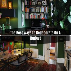 The Best Ways To Redecorate On A Budget Redecorating on a budget isn't always easy – especially if there's little money to put forth in doin. Easy Home Decor, Decor Ideas, Decorating, Living Room, Diy, Do It Yourself, Decoration, Bricolage, Decor