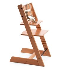 Amazon.com: Stokke Tripp Trapp High Chair, Cherry: Baby