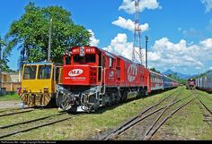 RailPictures.Net Photo: ALL 4613 ALL - América Latina Logística EMD GT22CUM-1 at Curitiba, Brazil by Nicolas Mentrasti
