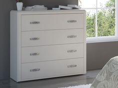 Commode. Mod. DANTE LACADO Dresser, Furniture, Home Decor, Dressers, Drawer, Powder Room, Stained Dresser, Interior Design, Home Interior Design